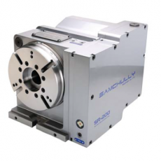 NC로타리테이블 리어마운트 모터SR-F4/삼천리